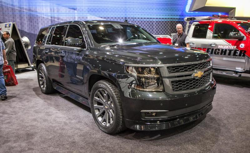 Продажа Chevrolet Tahoe (Шевроле Тахо) в России